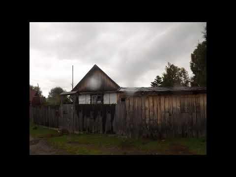 Коттедж в Гдовском районе - YouTube