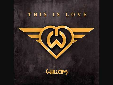 Will.I.Am Feat. Eva Simons - This Is Love (NEW)