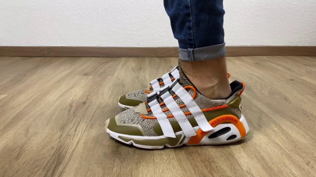 Adidas X White Mountaineering LXCON [2x Colours] | ON FEET x 2 COLOURS | fashions shoes | 2020