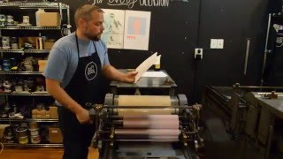 Opaque White vs Transparent White for Letterpress Printing: Part 2