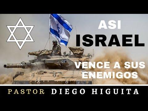 ¿Como Israel Derrota A Sus Enemigos?