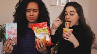 Wij proefden Aziatische snacks voor jullie.. FAIL