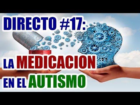 DIRECTO #17: LA MEDICACIÓN EN EL AUTISMO.