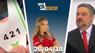 Gazeta News - 26/04/2018
