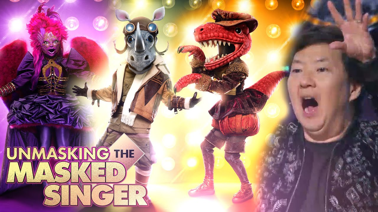 The Masked Singer Season 3 Episode 9: GROUP C Championship and FINAL GUESSES!