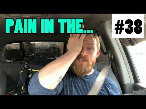 Episode 38 - Pain, Diabetes, And What Your Body Goes Through As An Electrician