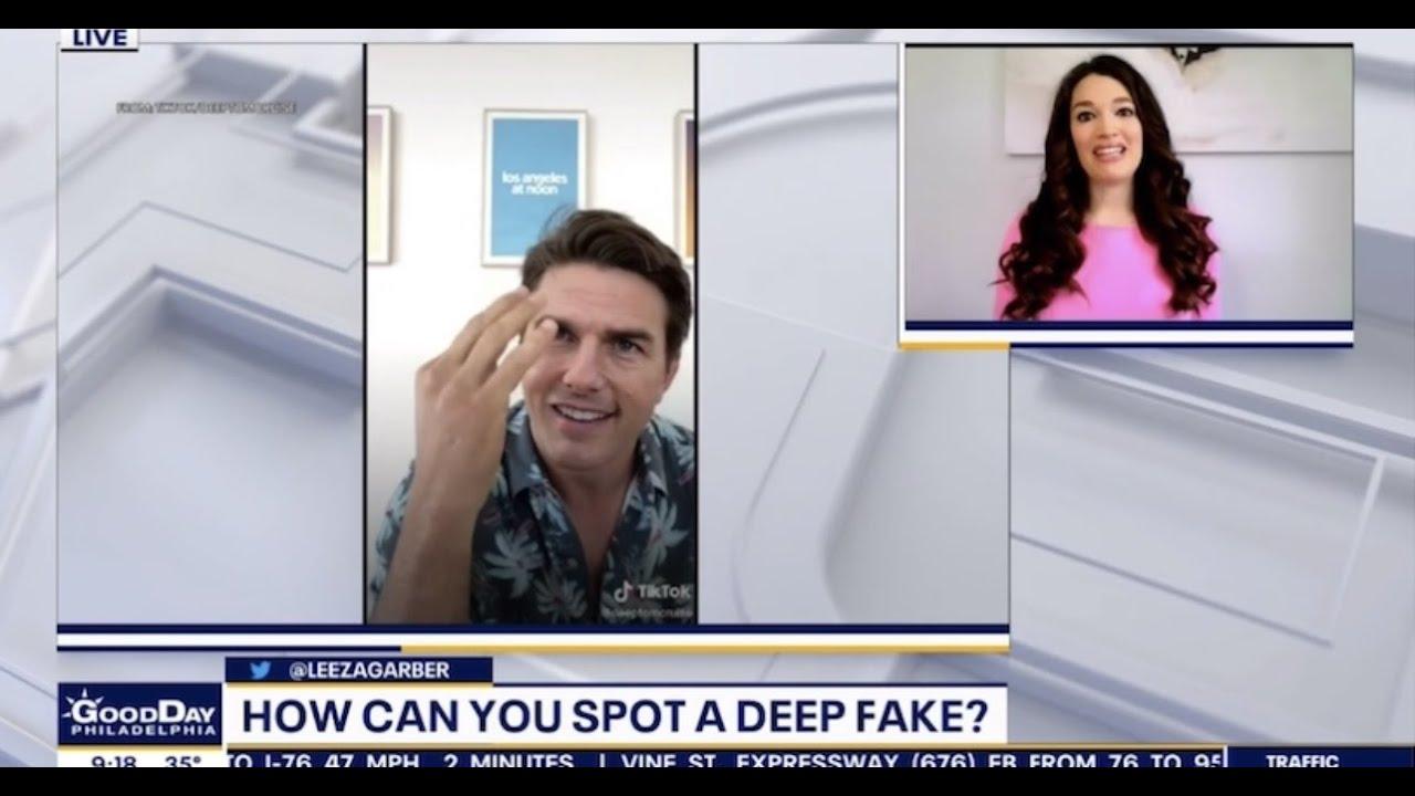 Fox29: Deepfakes in the Headlines