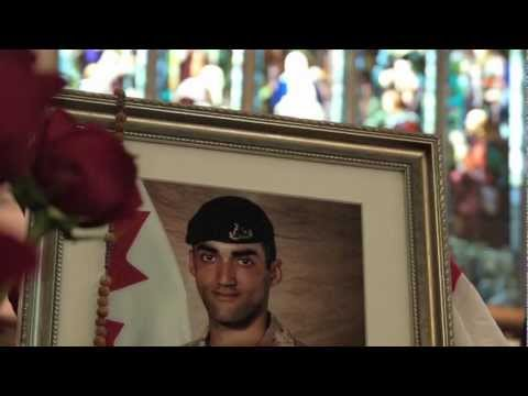 (TRAILER) If I Should Fall. Award-Winning Canadian Afghan War Doc.