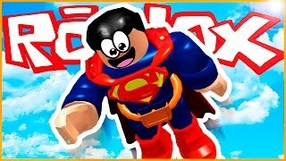 Wie ZU BECOME SUPERMAN!! - ROBLOX SUPER HERO TYCOON