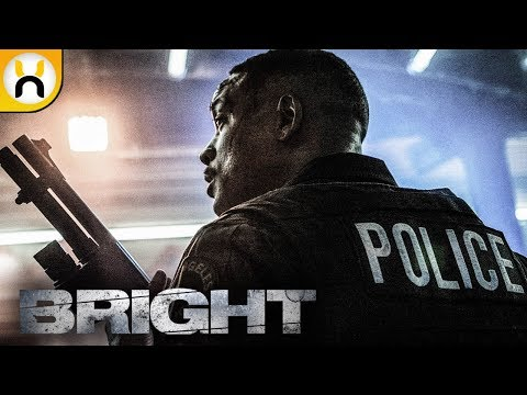 Bright (2017) Movie Review streaming vf