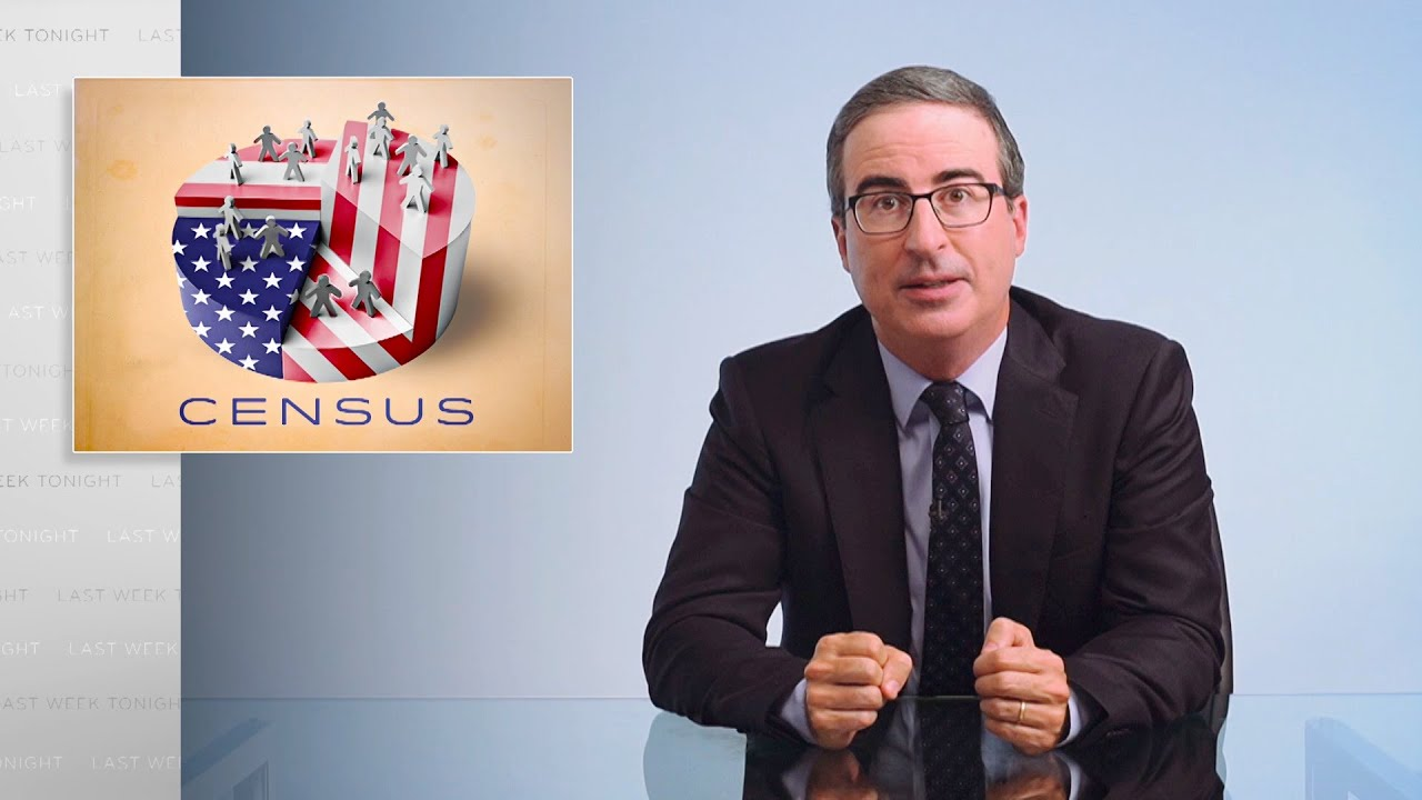 Census Update: Last Week Tonight with John Oliver (HBO)