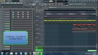 DJ Mangoo - Eurodancer (Dj Wrath Remix) + FLP/mp3 Download
