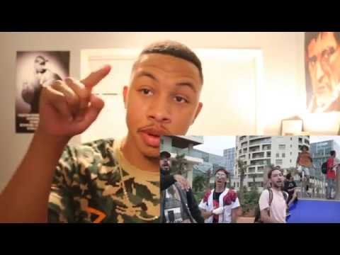 MADD - BINGO ft 7liwa x A6Gang Reaction Video