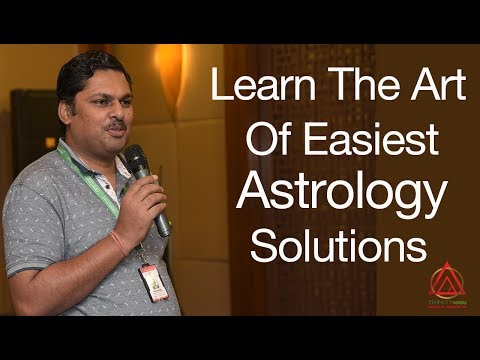 Learn The Art Of Easiest Astrology Solutions