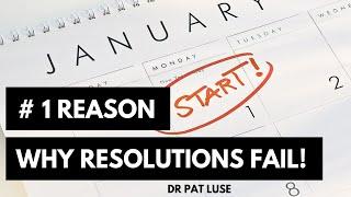 #1 Reason Why New Year