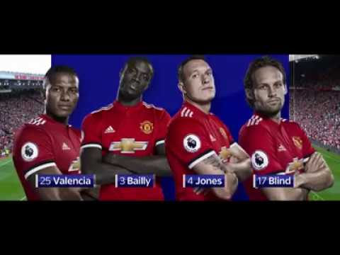 Manchester United vs West Ham 4-0 - Highlights & Goals 2017