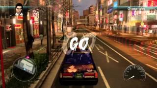Yakuza 5 - Gameplay - PS3 - HD