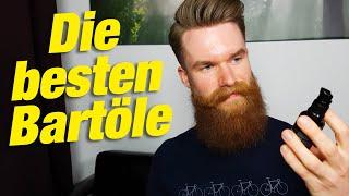 Die Top 5 der besten Bartöle.   Bartöl Test   Bartpflege Produkte