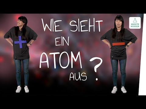Atommodell nach Ernes Rutherford I musstewissen Chemie
