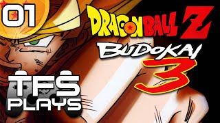 TFS Plays: DBZ Budokai 3 - 1 -