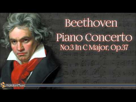 Beethoven: Piano Concerto No. 3 in C Minor, Op. 37 | Classical Music