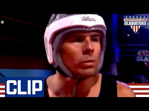 The Man Cave - Bad Blood - American Gladiators