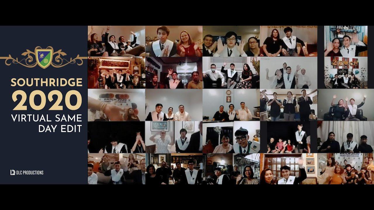 PAREF Southridge Batch 2020 Graduation: Virtual Same Day Edit