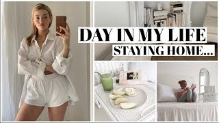 Day in my Life - At Home Vlog!