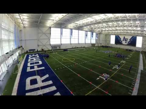 United States Air Force Academ... is listed (or ranked) 50 on the list Universities With the Best College Sports Programs