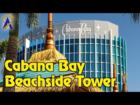 Cabana Bay Beachside Tower Two-bedroom Suite Tour At Universal Orlando Resort