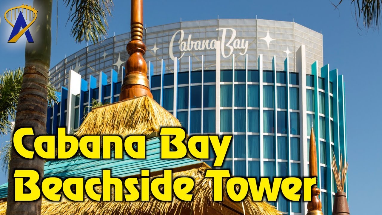 Cabana Bay Beachside Tower Two Bedroom Suite Tour At