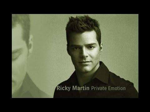 Ricky Martin ft. Meja - Private Emotion