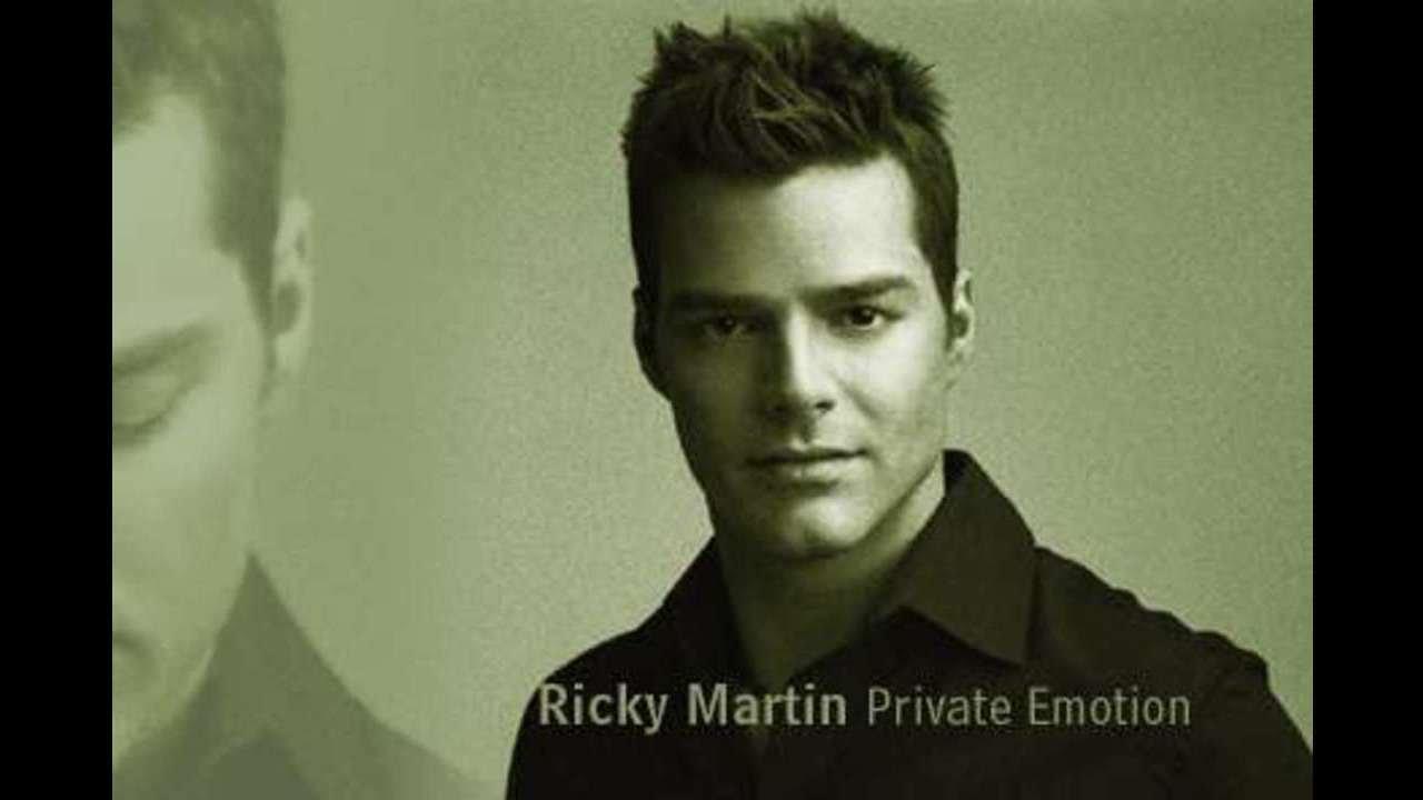 Ricky Martin ft. Meja - Privat...