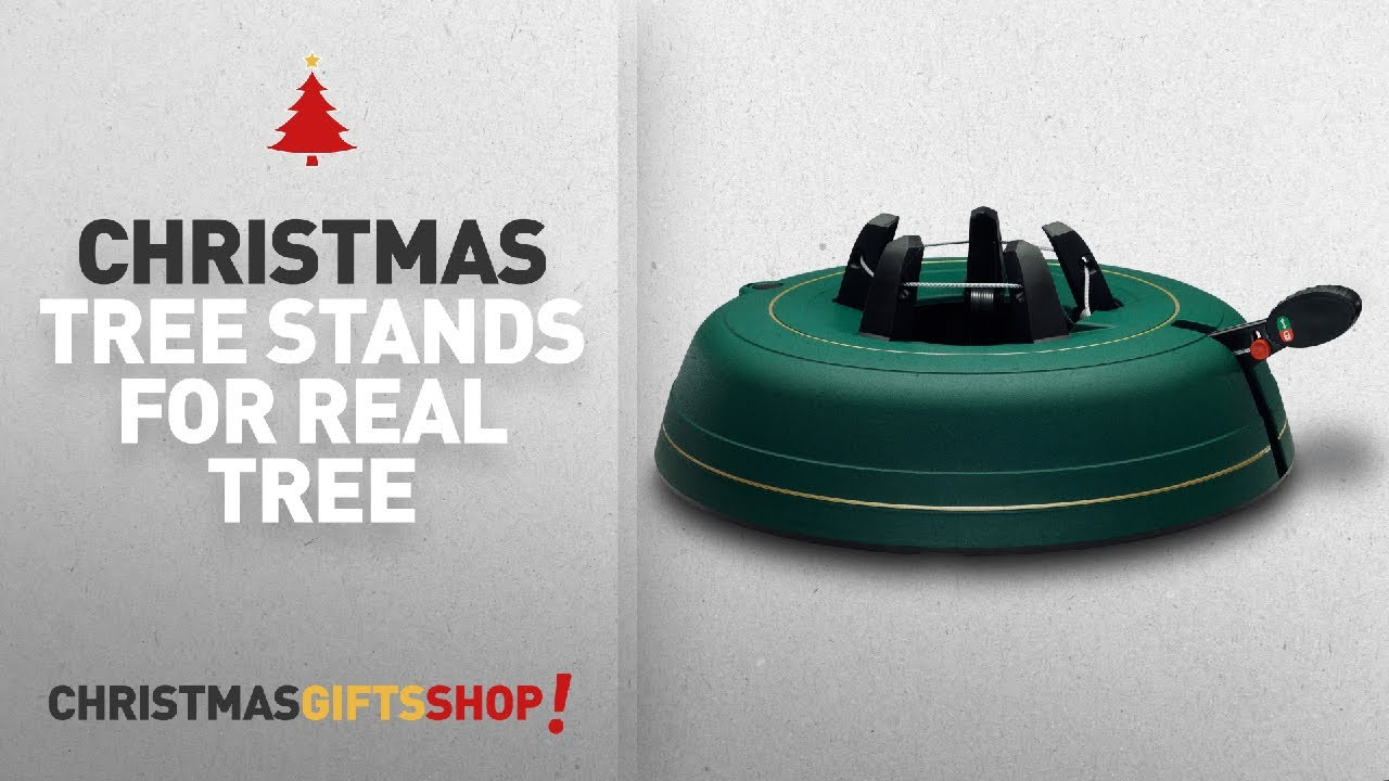 Most Popular Christmas Tree Stands For Real Tree: Krinner Tree ...