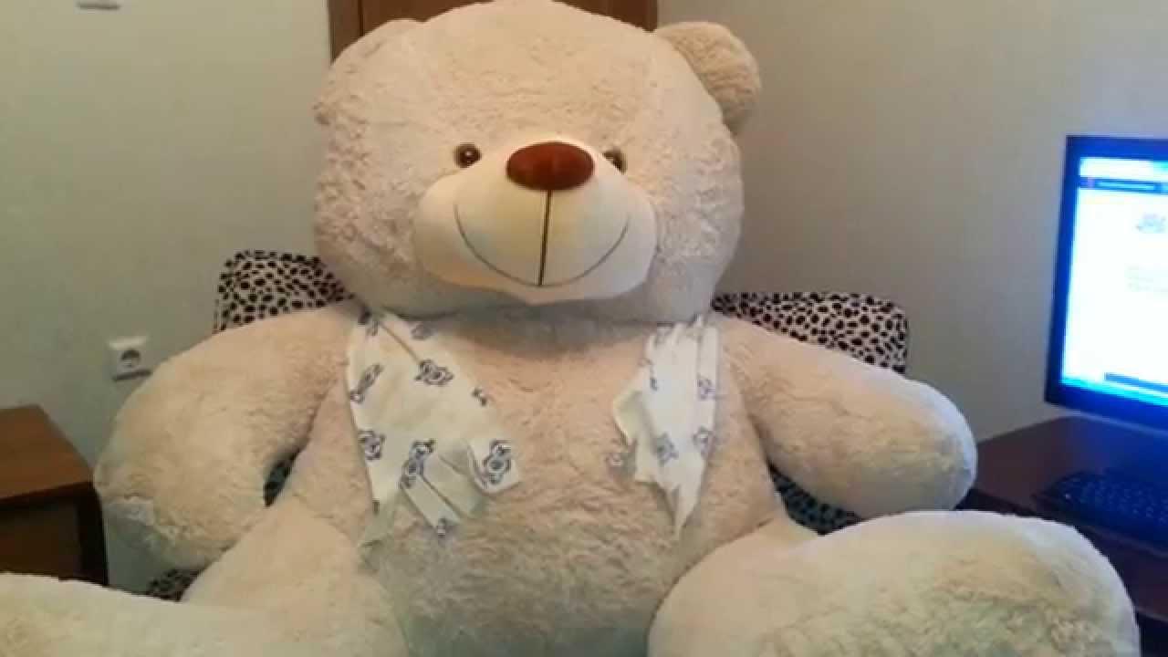 Интернет-магазин огромных мягких медведей. Мы обновили каталог игрушек распродажа 70% от цены. Доставим большие плюшевые мишки в тот же день.