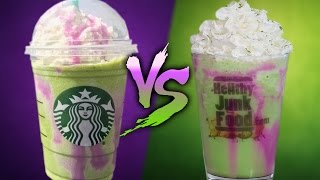 DRAGON FRAPP - DIY VS BUY