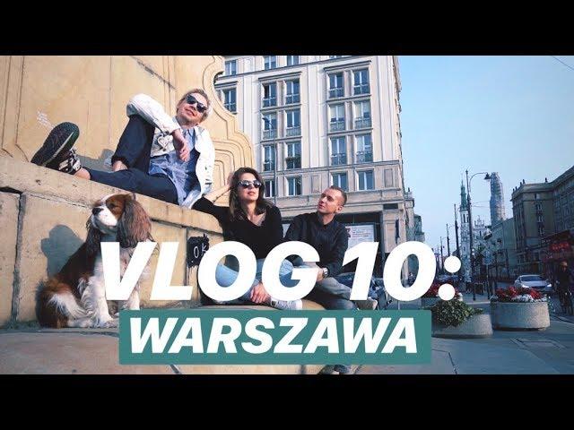 Najlepsza KAWA w WARSZAWIE? #VLOG Coffee Spots Polska on tour
