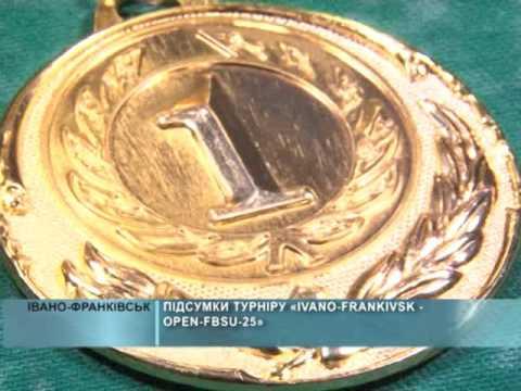Підсумки турніру «IVANO-FRANKІVSK - OPEN-FBSU-25»