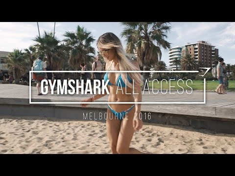 Gymshark All Access - Melbourne, AUS. Episode 2  ft. Nikki Blackketter, Jazmine Garcia, Lex Griffin