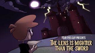 Four Eyes Guy Adventures - The Lens Is Mightier Than the Sword