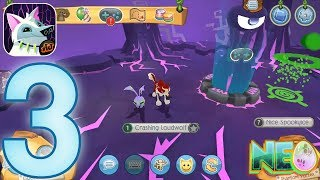 Animal Jam Play Wild: Gameplay Walkthrough Part 3 - Super Sweets! (iOS, Android)