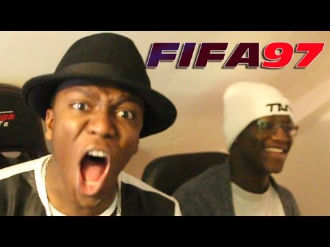 Thumbnail: PLAYING FIFA 97!!!