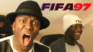PLAYING FIFA 97!!!