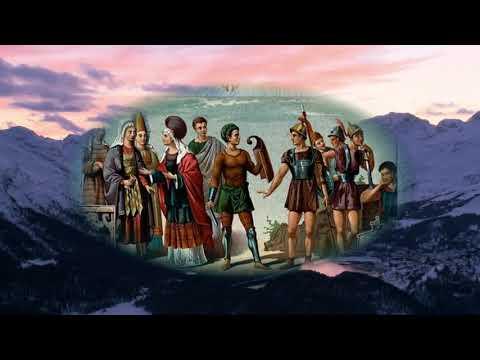 Видеоурок география 5 класс путешественники древности