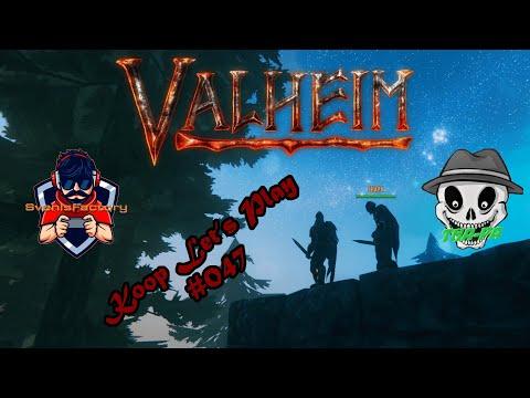 Brückenbau mit Feindkontakt - Valheim Koop Let's Play 047