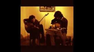 Guajira y Swing - Jesús Amaya y Damián Dadamo, en CAIROS, Rosario. Año 2008.