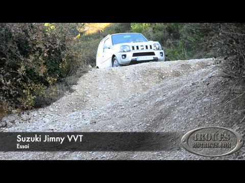 4rouesmotrices   Suzuki Jimny VVT