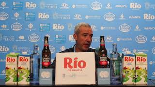Video Paco Olmos RP Previa Unicaja Málaga Río Breogán 2122