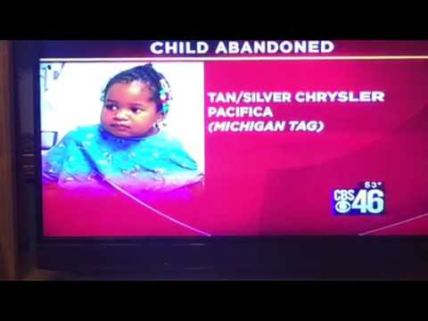 Abandoned Baby At Atlanta Hospital APD Looking For Chrysler Pacifica With Michigan Tags
