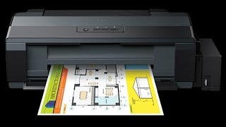 Epson L1300 A3 Ink Tank Printer Complete Review